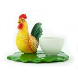 Držiak na vajíčka kohút