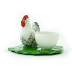 Držiak na vajíčka sliepka