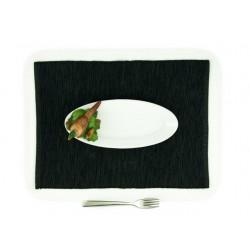 Malý oválny tanier s bažantom