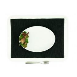 Malý široký oválny tanier s...