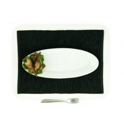 Stredný oválny tanier s...