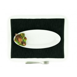 Stredný oválny tanier so...