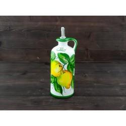 Fľaška citrón, na olej...