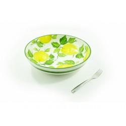 Hlboká miska citrón
