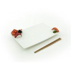 Suši hranatý tanier 32 × 22...