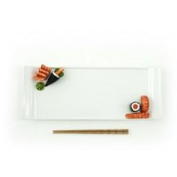 Suši hranatý tanier 44 × 17...