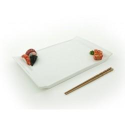 Suši veľký hranatý tanier...