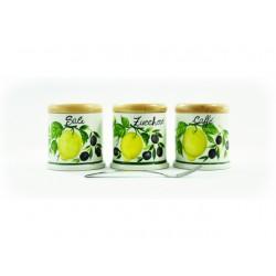 Dóza citrón olivy na cukor,...
