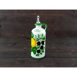 Fľaša citrón olivy