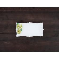 Malá zelená hortenzia