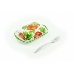Dóza na maslo paradajky