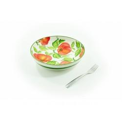 Hlboká miska paradajka