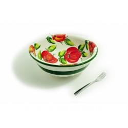 Hlboká miska paradajky 33 ×...