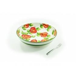 Hlboká miska paradajky 40 ×...
