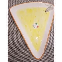 Syrový tanier s 3D myškou